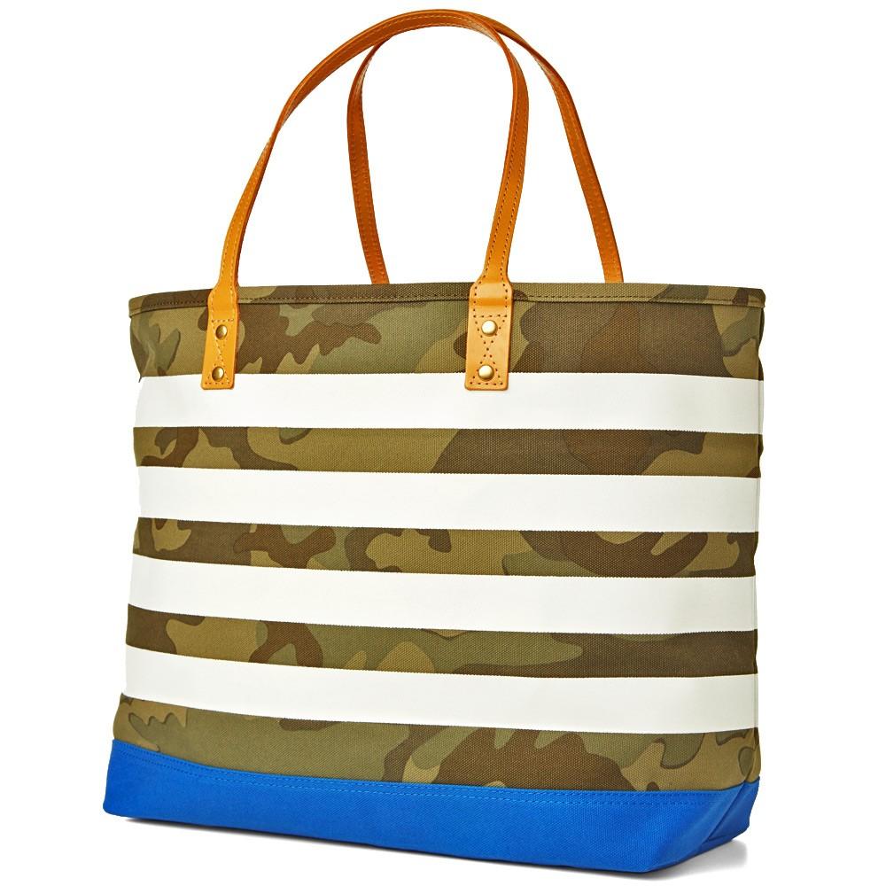 31 03 2014 sophnet camouflagebordertote blue 3 Sophnet. Camouflage Border Tote Bag