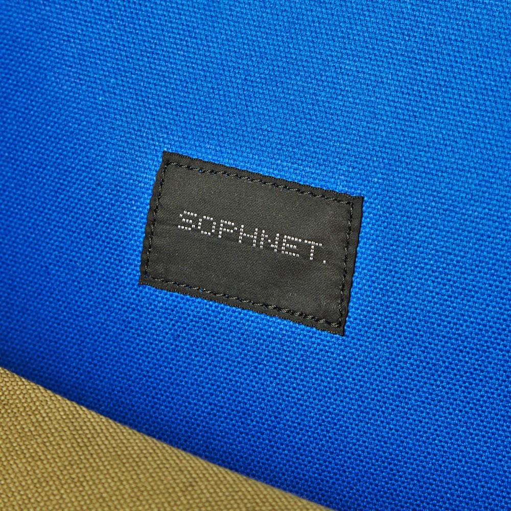 31 03 2014 sophnet camouflagebordertote blue 4 Sophnet. Camouflage Border Tote Bag