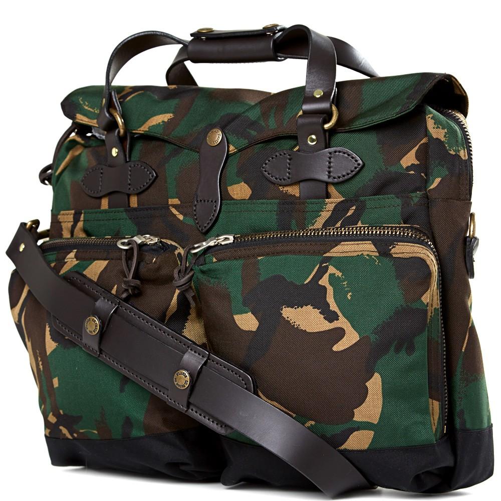 09 04 2014 filson 72hourbriefcase camo d1 Filson 72 Hour Camouflage Briefcase