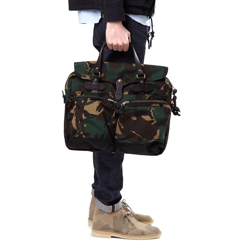 09 04 2014 filson 72hourbriefcase camo d7 Filson 72 Hour Camouflage Briefcase