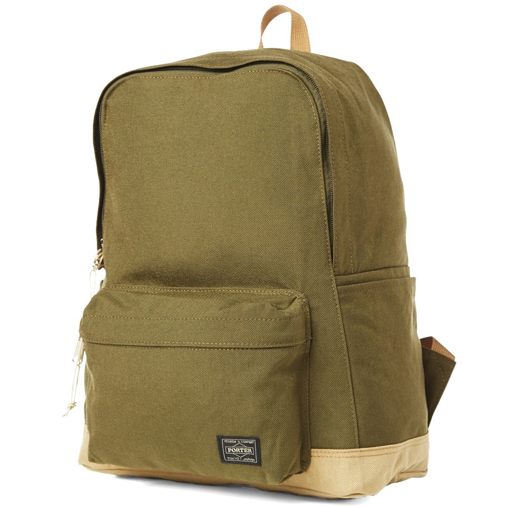 31 03 2014 headporter jacksondaypack darkgreen 2 Head Porter Jackson Day Pack