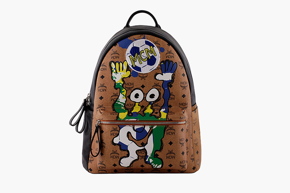 mcm world cup 2014 collection 2 MCM World Cup Leather Accessory Collection