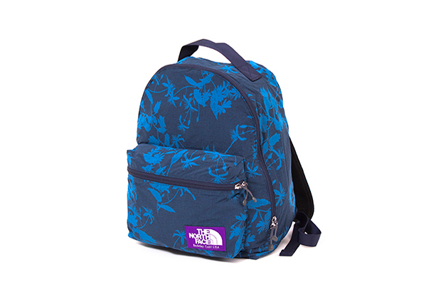 the north face purple label 2014 spring summer aloha print bag collection 2 The North Face Purple Label Summer 2014 Aloha Print Bag Collection