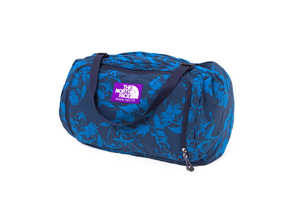 the north face purple label 2014 spring summer aloha print bag collection 3 The North Face Purple Label Summer 2014 Aloha Print Bag Collection