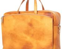 Maison Martin Margiela Burnished Leather Doctors Bag 2