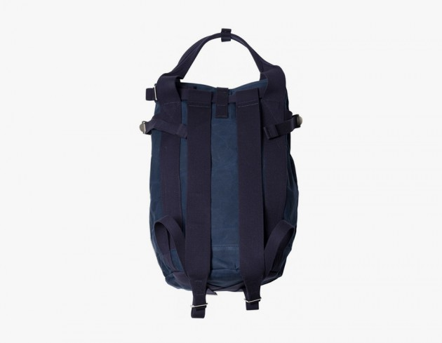 Margaret Howell Yoshida Spring 2014 11 630x489 Yoshida x Margartet Howell Summer 2 Way Canvas Backpack