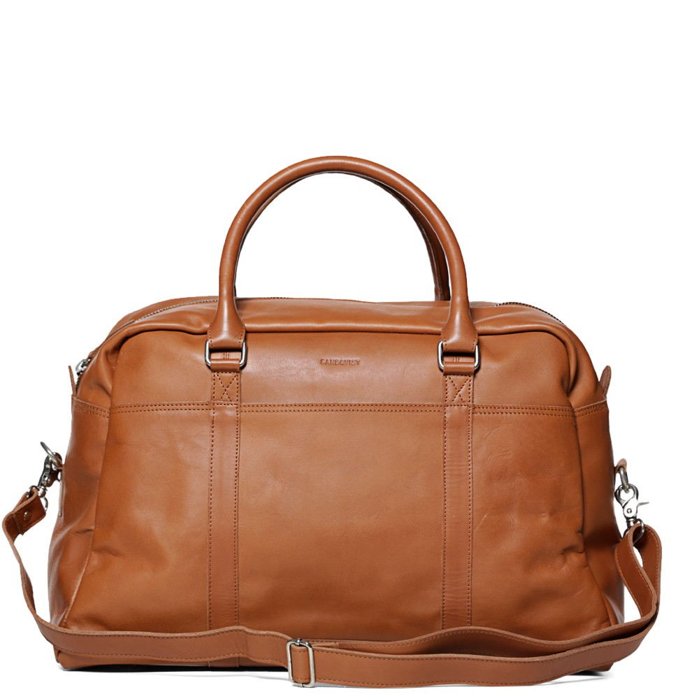 21 10 2013 sandqvist weekendbag tan 1 Sandqvist John Weekend Bag