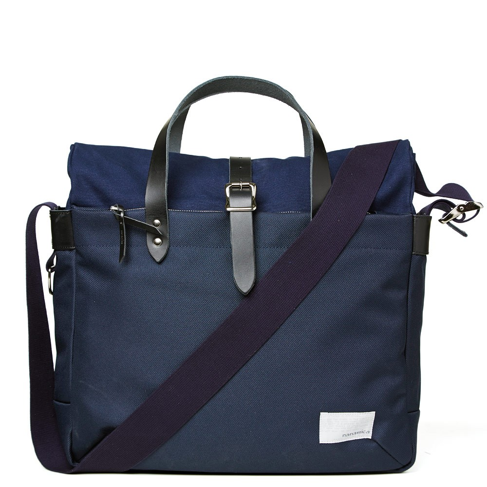 03 01 2014 nanamica briefcase navy1 Namaica Briefcase